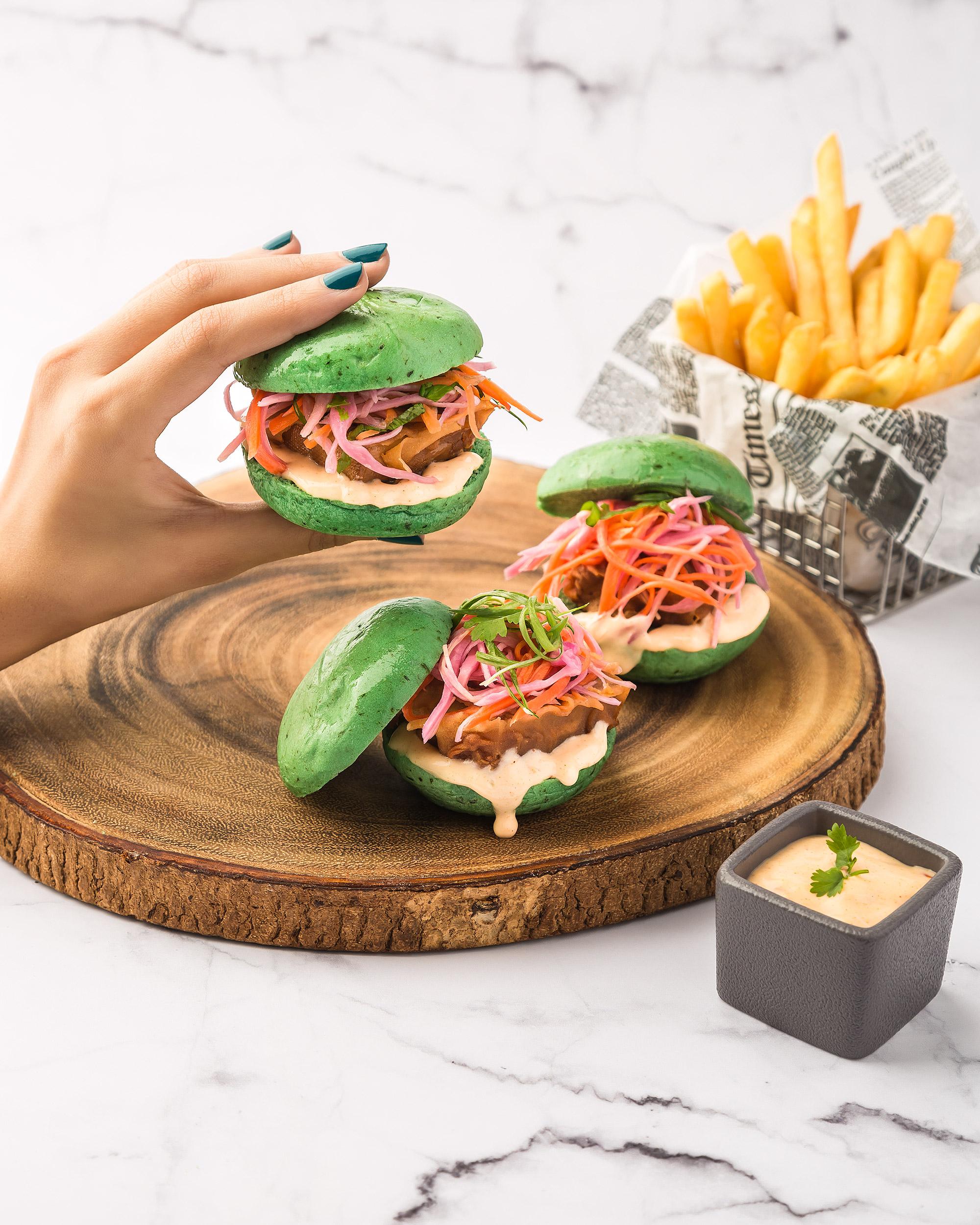 Burger Slider for Citymax Hotels – Dubai